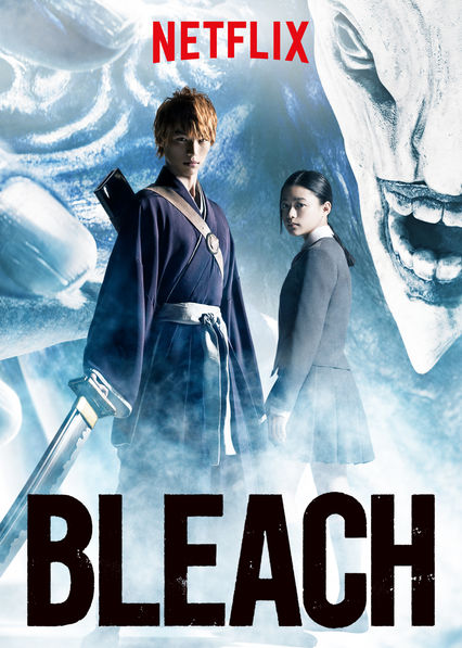 Bleach on Netflix USA