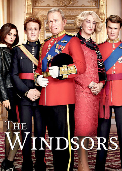 The Windsors on Netflix USA