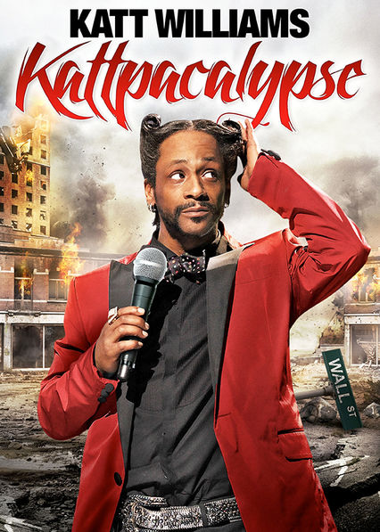 Katt Williams: Kattpacalypse on Netflix USA