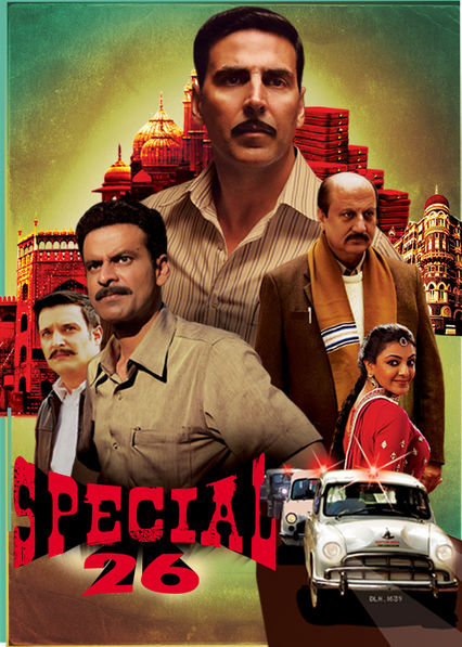 Special 26 on Netflix USA