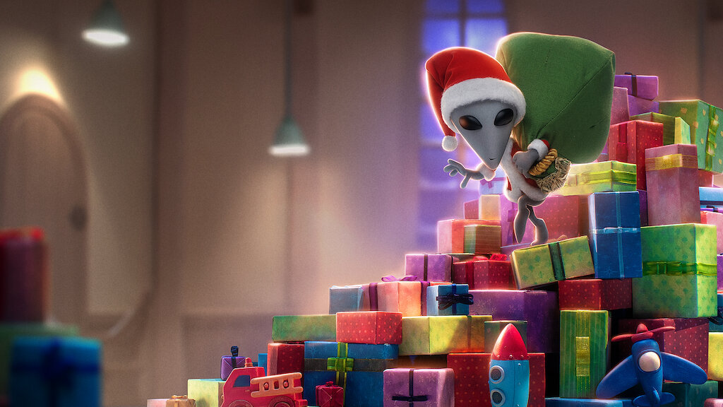 Natale eXtraterrestre | Sito ufficiale Netflix