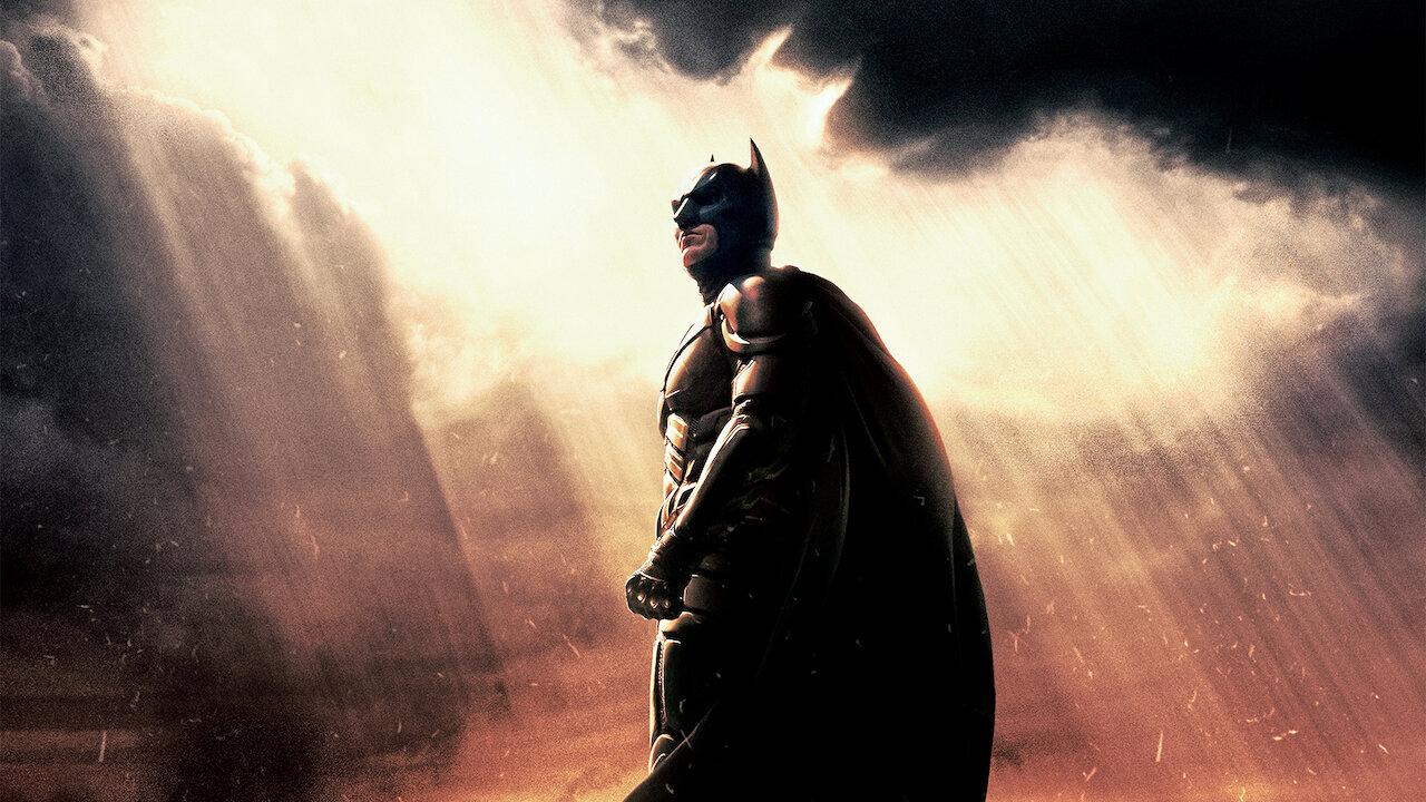 The Dark Knight Rises Netflix