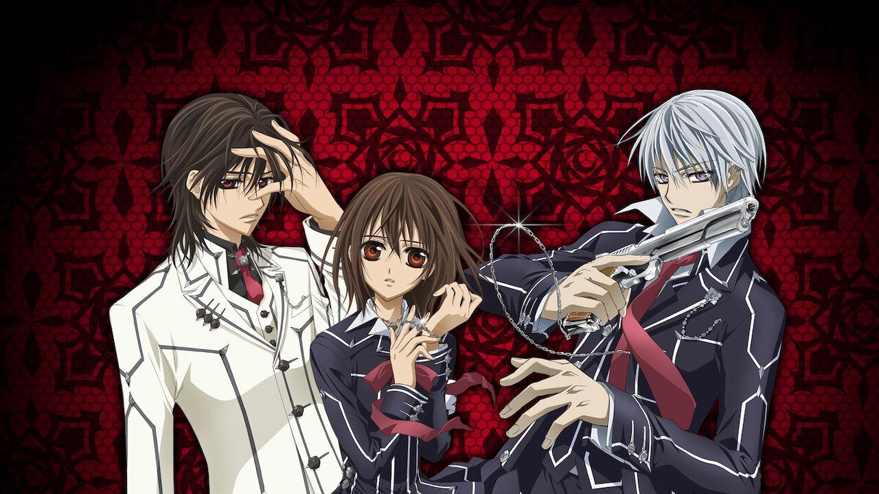 All Vampire Animes vampire knight | netflix