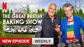The Great British Baking Show: Collection 8