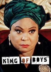 King of Boys a poszter Sorozat figyelőn