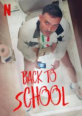 Back to School a poszter Sorozat figyelőn