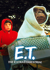 Search netflix E.T. the Extra-Terrestrial