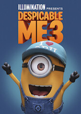 Search netflix Despicable Me 3