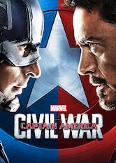 Search netflix Captain America: Civil War
