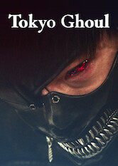 Search netflix Tokyo Ghoul